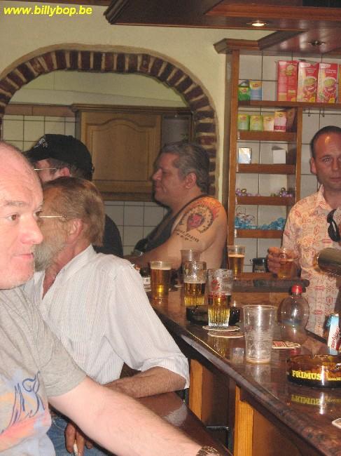 Billy Bacon & The Forbidden Pigs @ Den Bromfiets Bonheiden 15/04/2007