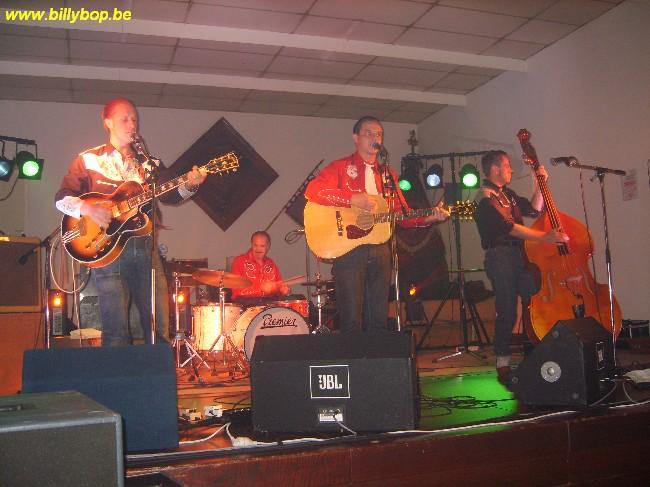Honky Tonkin' Lummen 16/09/06
