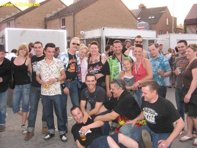 Ace Café festival, Rumst 29/04/2007