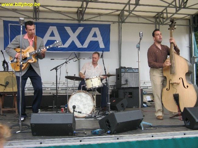 Rockabilly Day 2007 : The Bands