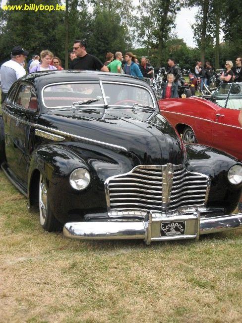 Rockabilly Day 2007 : Cars