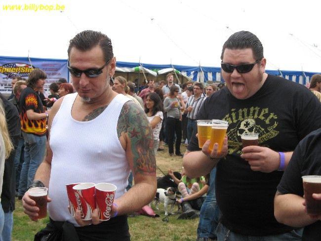 Rockabilly Day 2007 : People
