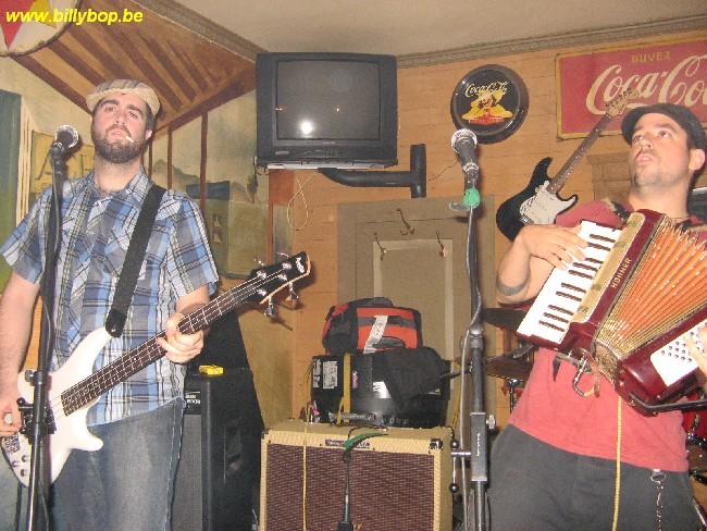 Zydepunks@Ace Café 08/10/2007