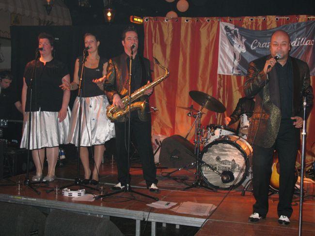 Crazy Cadillac - Hilvarenbeek 4/11/2007