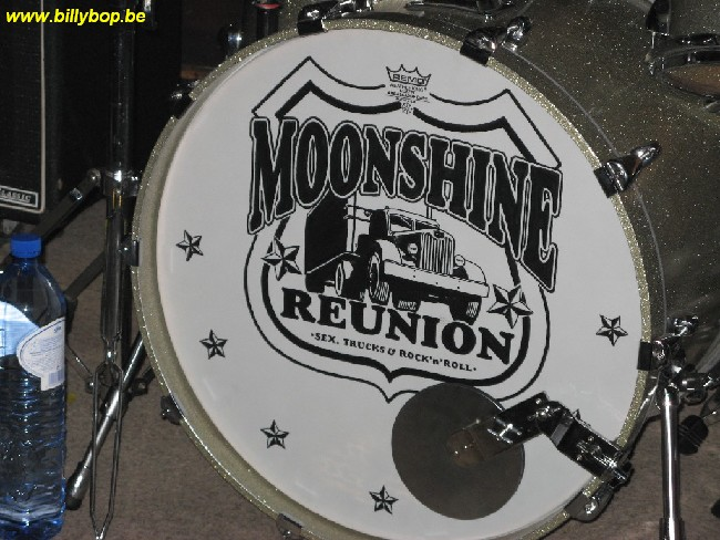 Moonshine Reunion Antwerp