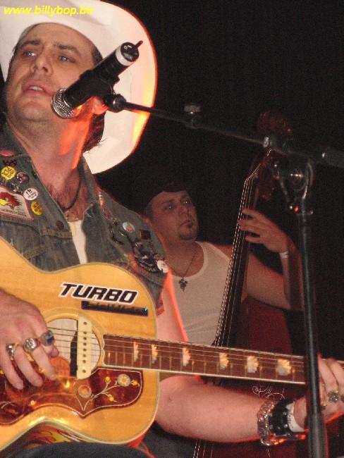14th Roots Night @ Hof Ter Loo, Antwerp (b) 25 november 2007