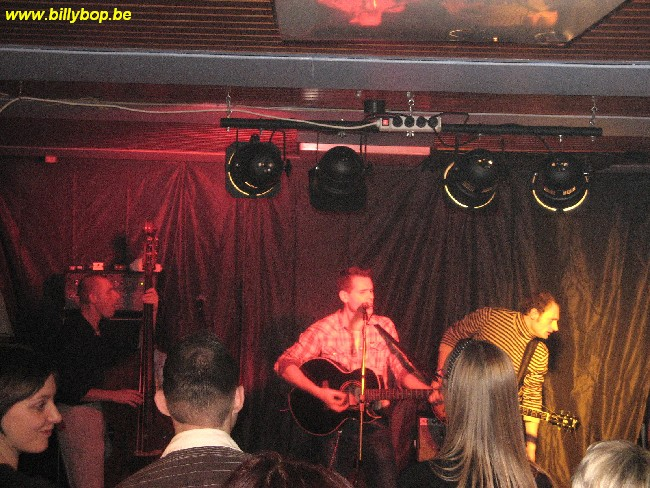 Billybop's Rockabilly Sunday Oostkamp 20-01-2008