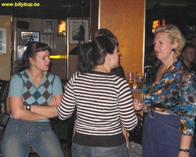 Moonshine Reunion Antwerp