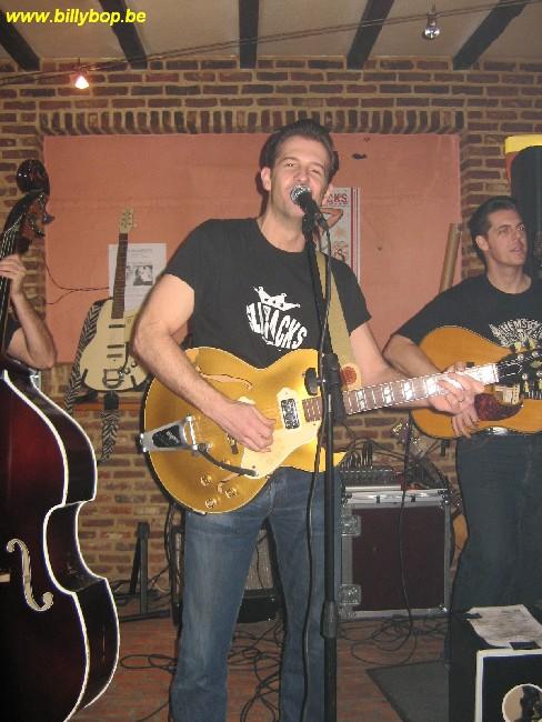 Slapbacks @Bromfiets 03/02/2008
