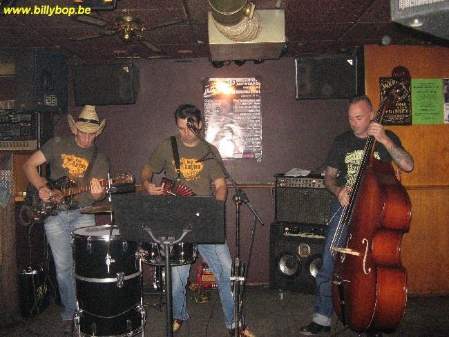Big Bayou Bandits Antwerp, 8/10/2006