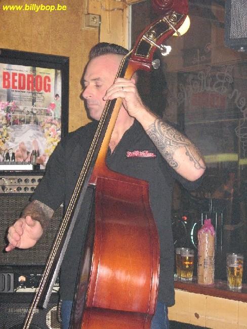 Big Bayou Bandits, Antwerp, 10/11/2006