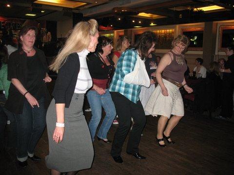 Rock 'n' Roll in Bakel (The Netherlands)