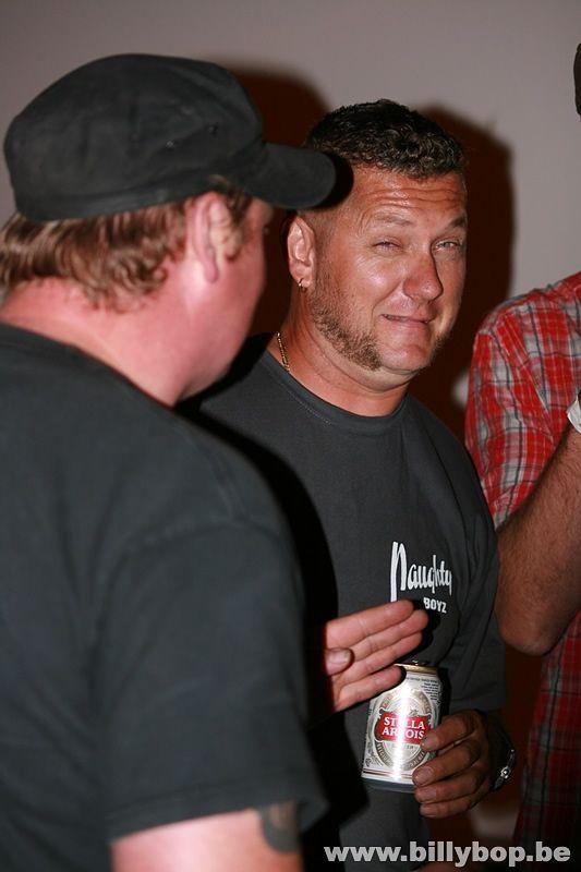 Rockin' at The Drive-in Barn 2009