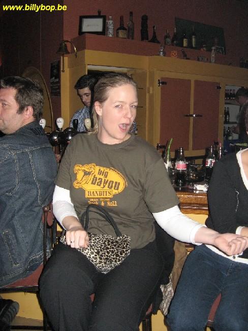 Hometown Gamblers Mechelen, 18/11/2006