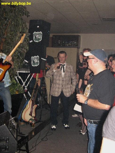 Rockin Bowl Antwerp, 25/11/2006