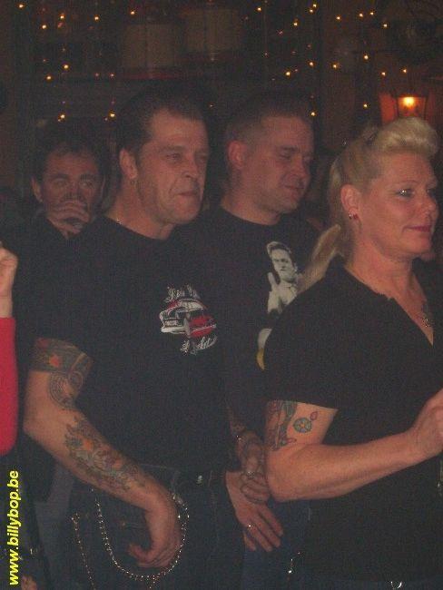 The Buckshots @ Ace Café 17/12/2006