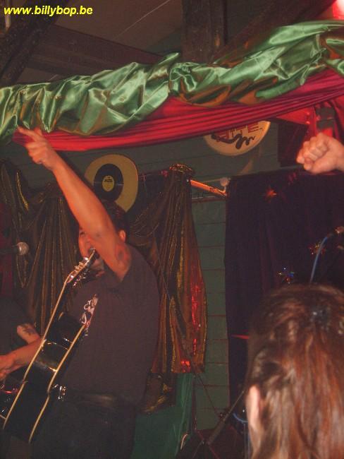 El Rio Trio & Restless, Cruise Inn A'dam